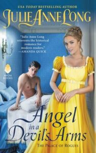 Cover image - Angel in a Devil's Arms (Palace of Rogues #2)