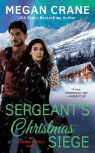 Cover image - Sergeant's Christmas Siege (Alaska Force #3)