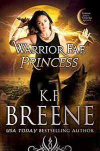 Cover image - Warrior Fae Princess (Demon Days, Vampire Nights #2)