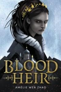 Blood Heir (Blood Heir #1)