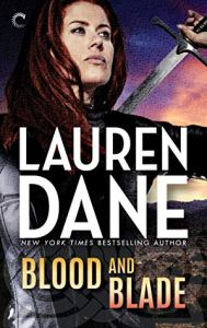 Blood and Blade (Goddess with a Blade #6)