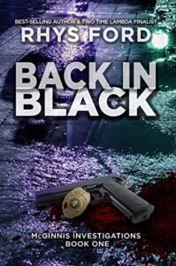 Back in Black (McGinnis Investigations #1)