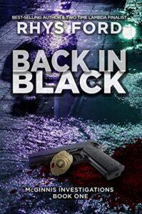 Back in Black (McGinnis Investigations #1)