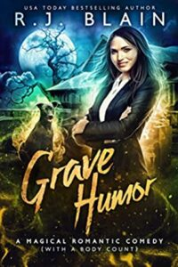 Grave Humor (Magical Romantic Comedy with Body Count #14)