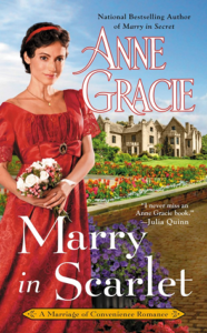 Marry in Scarlet (Marriage of Convienence #4)