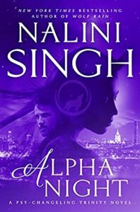 Alpha Night (Psy-Changeling Trinity #4)