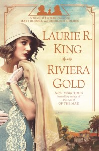 Riviera Gold (Mary Russell and Sherlock Holmes #16)