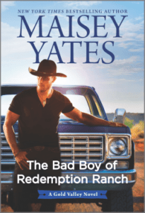 The Bad Boy of Redemption Ranch (Gold Valley #10)