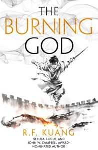 The Burning God (The Poppy War #3)