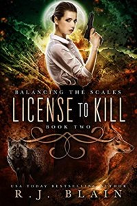 License to Kill (Balancing the Scales #2)