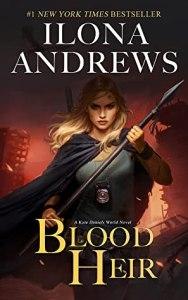 Blood Heir (Kate Daniels World - Ryder #1)