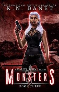 Monsters (Kaliya Sahni #3)