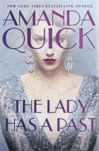 The Lady Has a Past (Burning Cove #5)