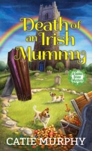 Death of an Irish Mummy (The Dublin Driver Mysteries #3)