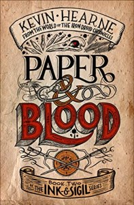 Paper and Blood (Ink & Sigil #2)