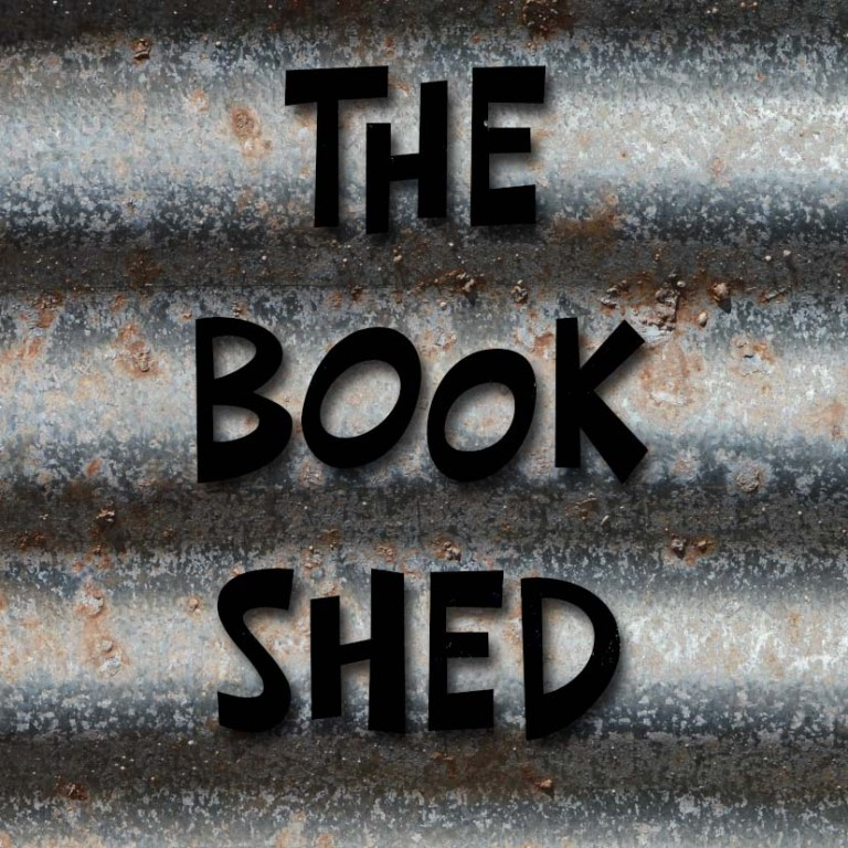 the book shed tin 1