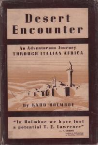Desert Encounter : An Adventurous journey through Italian Africa