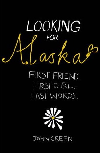 book review looking for alaska by john green