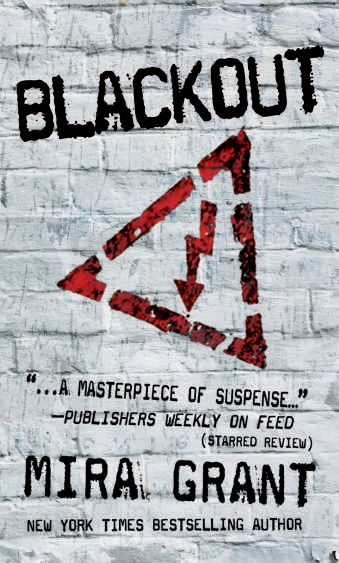 Blackout Mira Grant Cover Newsflesh