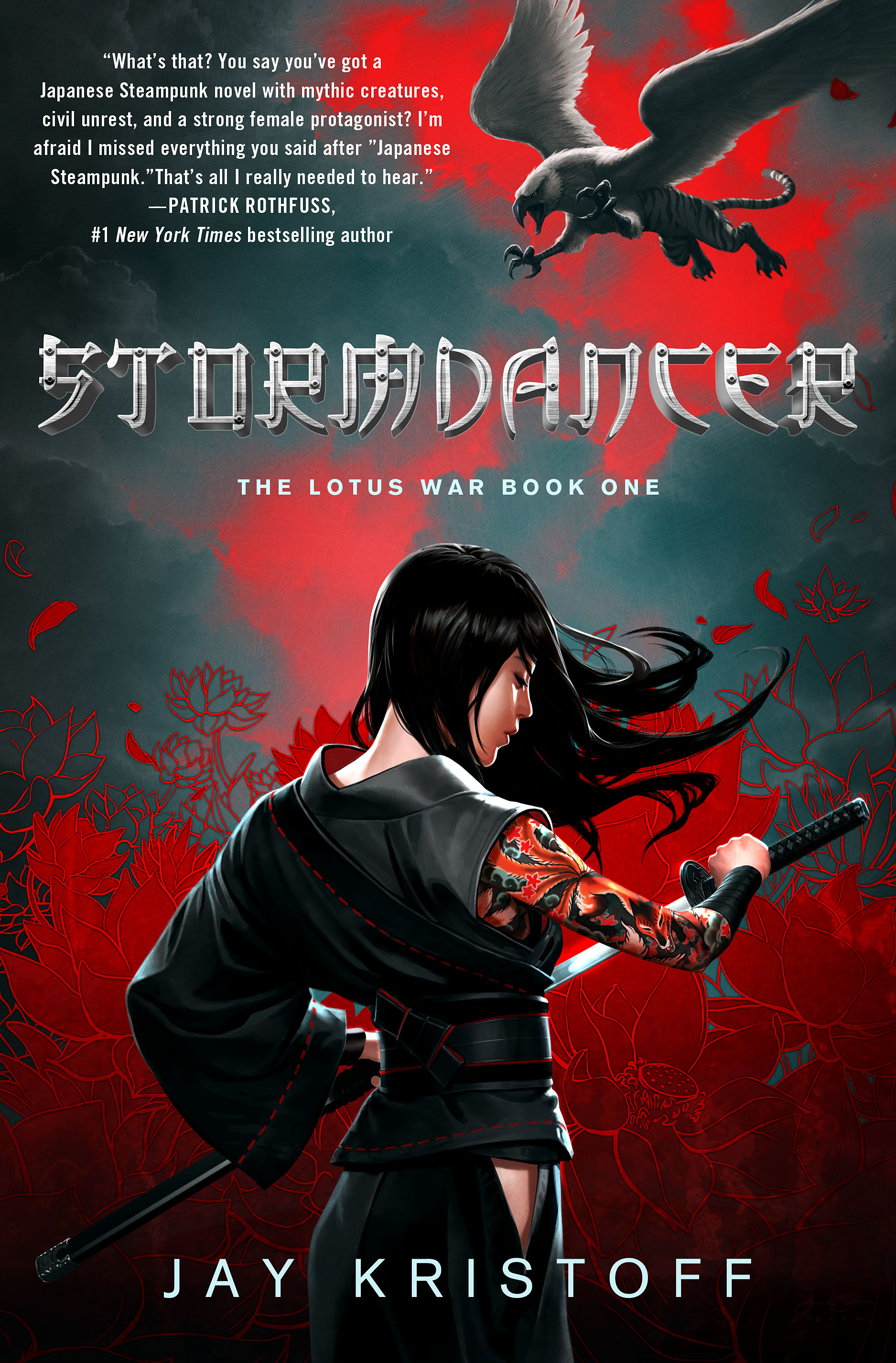 Image result for stormdancer book cover
