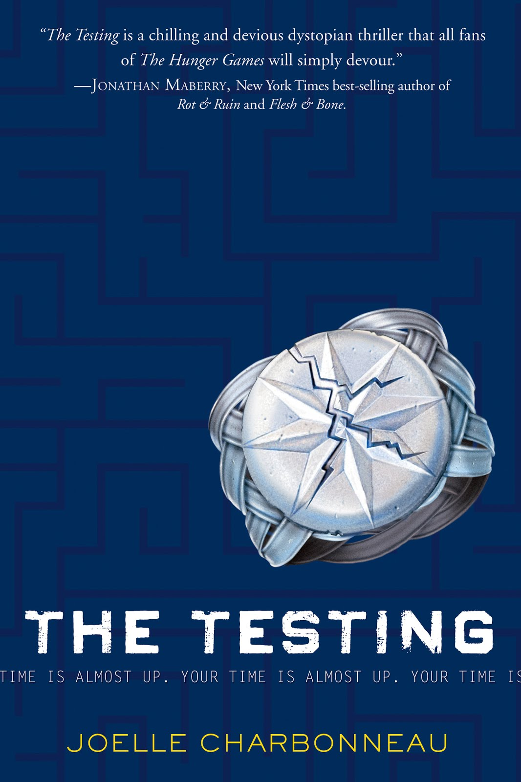 Book Review: The Testing By Joelle Charbonneau