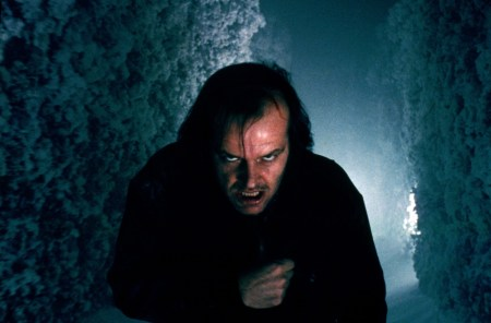 The Shining (Maze Scene)