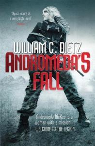Andromeda's Fall (UK)