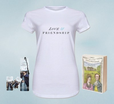 Love and Friendship PrizePack