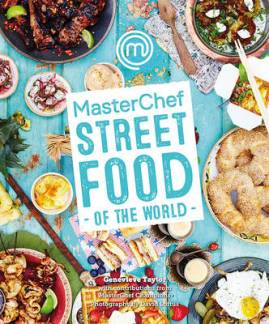 Masterchef Street Food of the World Book Cover