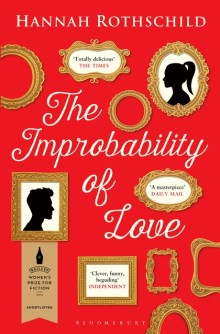 The Improbability of Love rothschild paperback