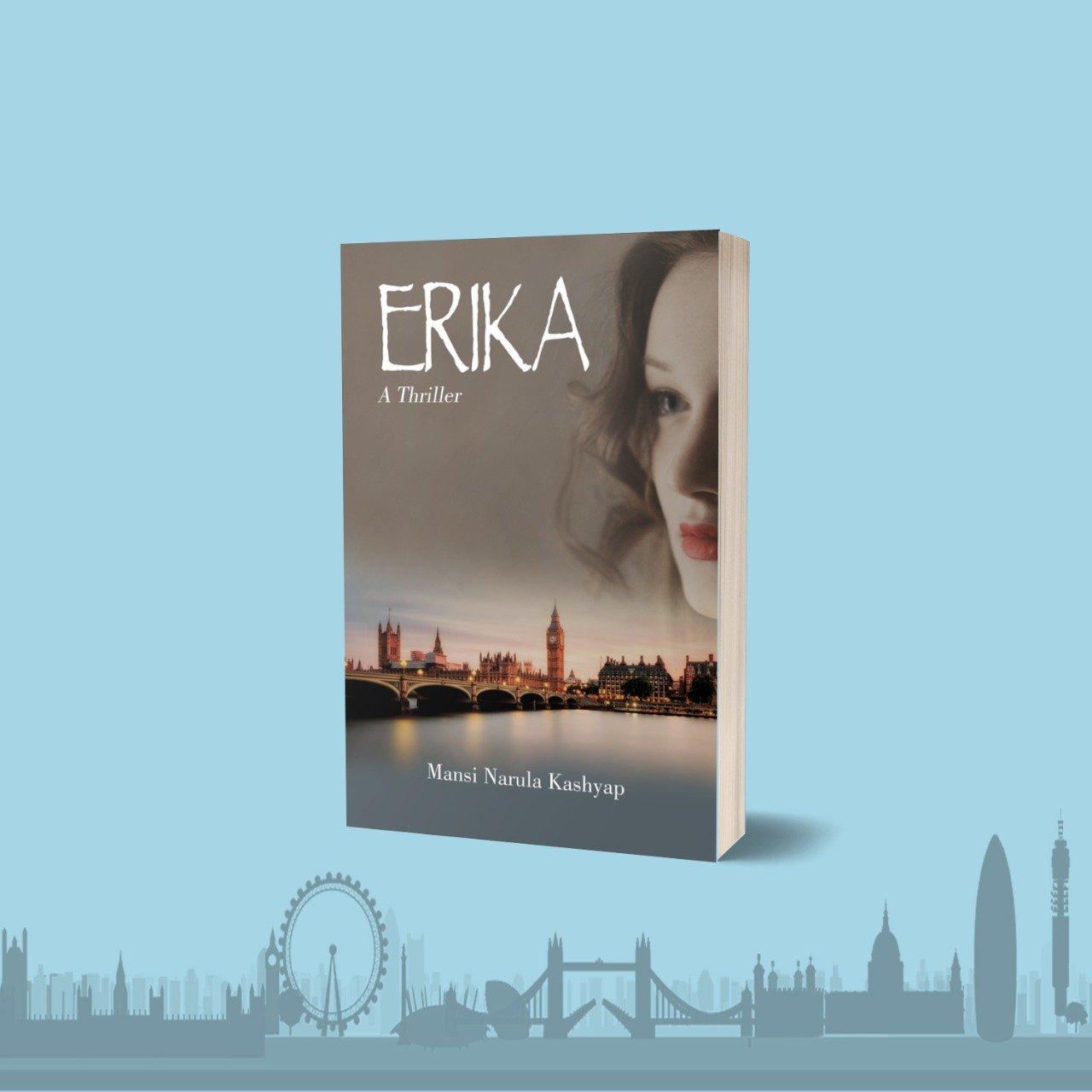 Erika: A Thriller