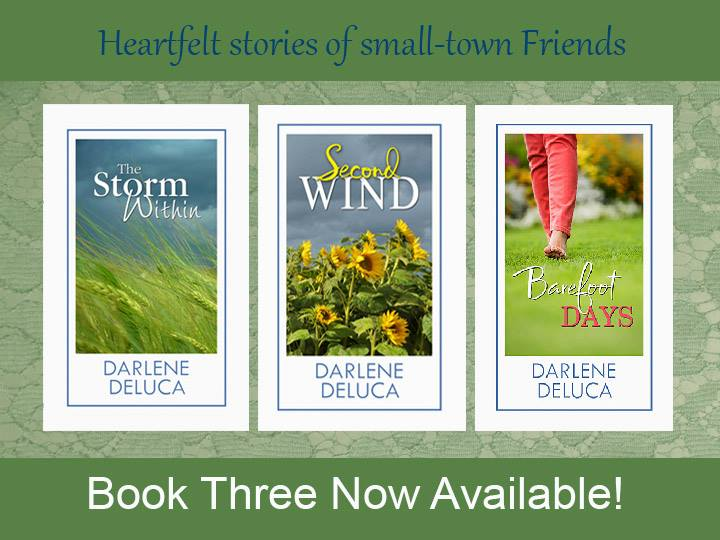 The Storm Within (Women of Whitfield Book 1)