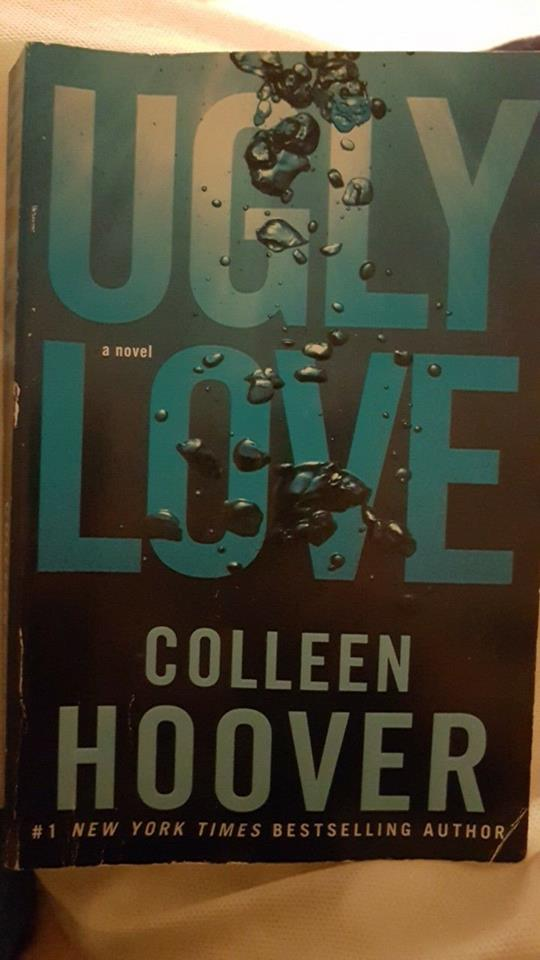 Image may contain: text that says 'anovel COLLEEN HOOVER NEW YORK TIMES BESTSELLING AUTHOR'