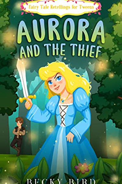 Aurora and Thief Cover
