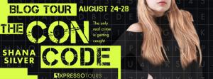 The Con Code tour banner