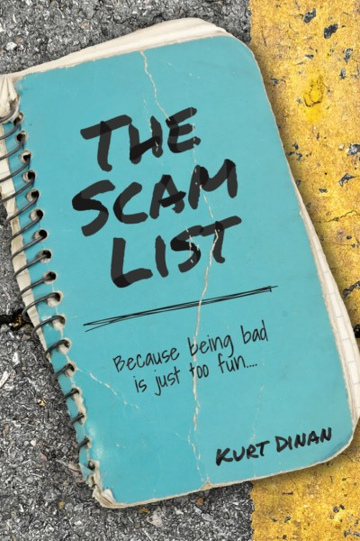 The Scam List cover