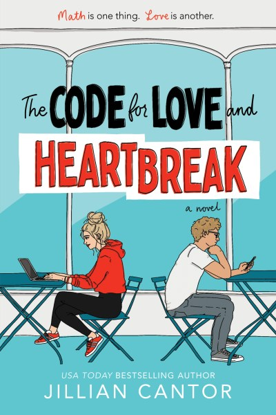The Code for Love and Heartbreak cover