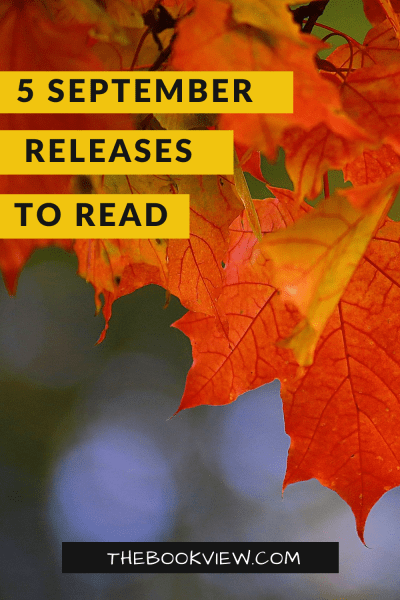 5 September Releases to Read
