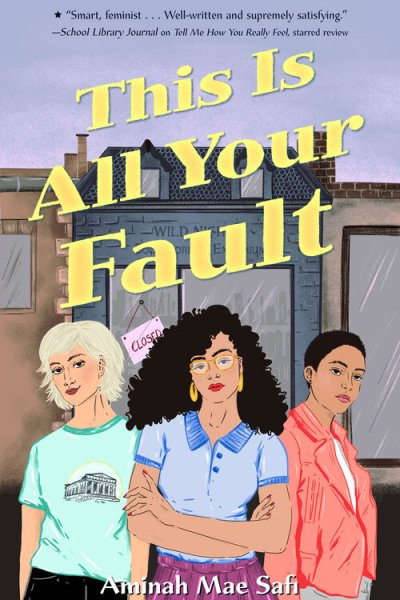 This is All Your Fault cover