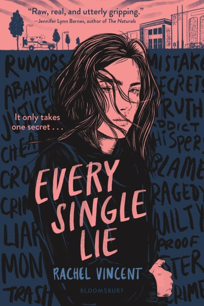 every single lie cover