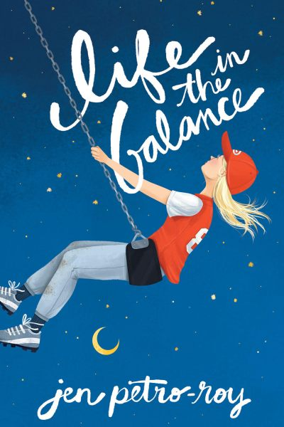 life in the balance cover