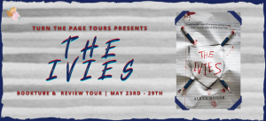 the ivies tour banner