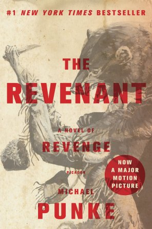 The Revenant (book cover)