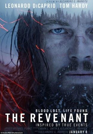 The Revenant (movie cover)