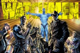 Graphic Novels Genesis and Power: Who watches the Watchmen?