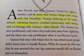 On Fictional Female Friendship