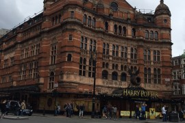 Harry Potter and the Cursed Child: A #KeepTheSecrets Review