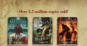 Book Review: Shiva Trilogy by Amish Tripathi