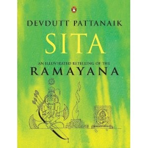 Sita: An Illustrated Retelling of Ramayana by Devdutt Pattanaik buy