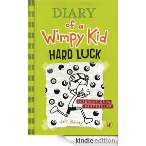 Diary of a Wimpy Kid: Hard Luck, Book 8 by Jeff Kinney